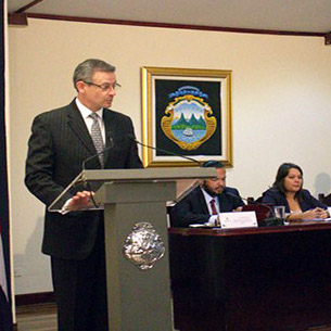 Costa Rica Prepares to Take up Convention on Cluster Munitions Presidency