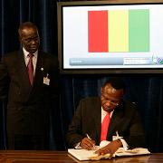 Guinea Ratifies Global Cluster Bomb Ban