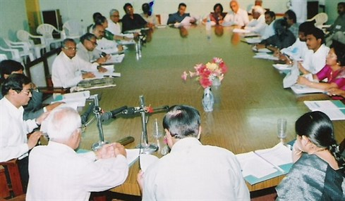 Campaign Roundtable In India