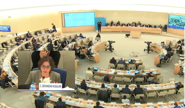 ICBL-CMC Statement at HRC40 Discussion on Rights of Persons With Disabilities